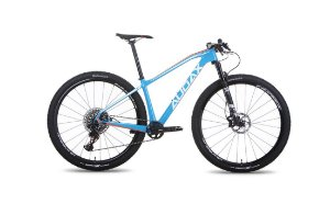 Bicicleta Aro 29 Audax Auge 40 XO 202 Azul/Bco/Laranja