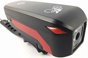 Farol/Buzina Com Carregador USB