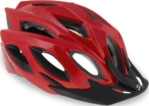 Capacete Spiuk Rhombus Vermelho (T52-58)
