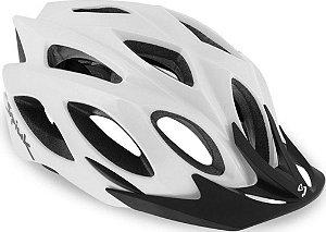Capacete Spiuk Rhombus Branco (T52-58)