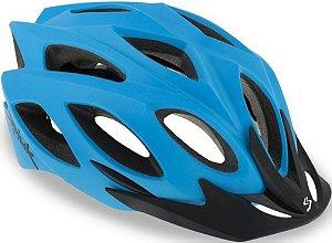 Capacete Spiuk Rhombus Azul (T58-62)