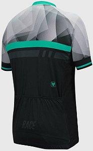 Camisa Free Force Sport System Preto/Cinza