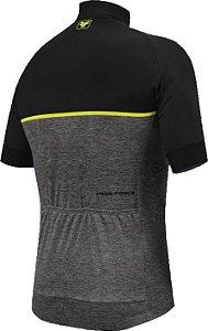 Camisa Free Force First Mescla/Preto