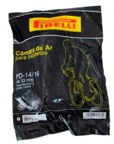 Camara de Ar Aro 14/16 Pirelli
