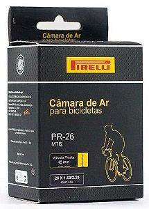 Câmara Aro 26 Pirelli Presta PR 26