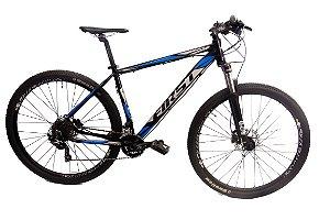 Bicicleta Aro 29 Usada First 20V T19 Preto/Azul/Branco