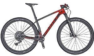 Bicicleta Aro 29 Scott Scale RC 900 Team (2020) Vermelho/Preto