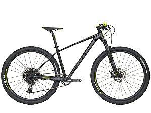 Bicicleta Aro 29 Scott Scale 970 (2020) Preto/Amarelo