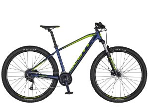 Bicicleta Aro 29 Scott Aspect 950 (2020) Azul Escuro/Verde