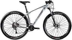 Bicicleta Aro 29 Oggi Big Wheel 7.2 18V (2020) Grafite/Preto