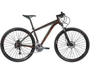 Bicicleta Aro 29 Caloi Explorer Expert 2020 Marrom