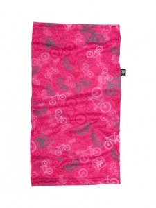 Bandana Free Force Bicycle Rosa