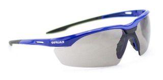Oculos Kalipso Veneza Azul Lente Transparente Espelhada