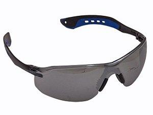 Oculos Kalipso Jamaica Preto Lente Cinza