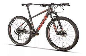 Bicicleta Aro 29 Sense Rock Evo (2020) Preto/Vermelho