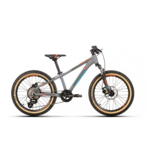 Bicicleta Aro 20 Sense Impact 2020 Cinza/Azul/Vermelho 160215