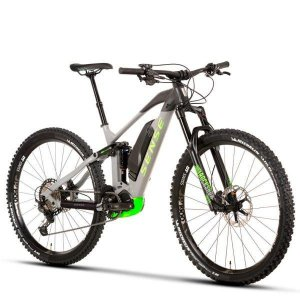 Bicicleta Aro 29 Eletrica Sense Impulse E-trail (2020) Cinza/Verde 160219