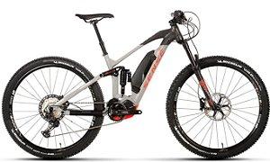Bicicleta Aro 29 Eletrica Sense Impulse E-trail (2020) Cinza/Vermelho 160217