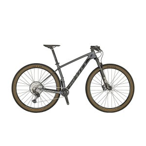 Bicicleta Aro 29 Scott Scale 925 (2020) Preto Fosco