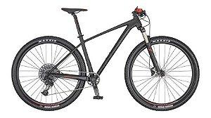 Bicicleta Aro 29 Scott Scale 980 (2020) Preto/Vermelho