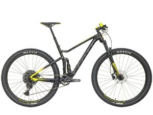 Bicicleta Aro 29 Scott Spark 970 (2020) Preto/Amarelo