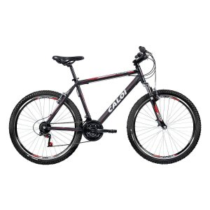 Bicicleta Aro 26 Caloi Sport 21V Preto 007940.19000