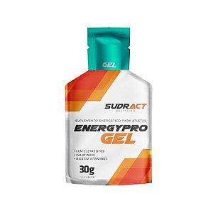 Energetico 30g Energypro Gel Hidroeletrolitico Sudract Agua de Coco 3565