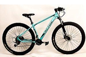 Bicicleta Aro 29 Dvorak 18V Hidraulico Azul/Preto