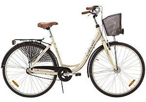 Bicicleta Kayoba Elegance Branca