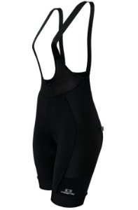 Bretelle Marcio May Elite Carbon Feminino Preto