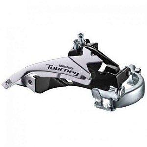 Cambio Dianteiro Shimano Tourney FD-TY500 3V