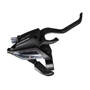 Trocador 7V Direito Shimano Altus EF500 EZ Fire