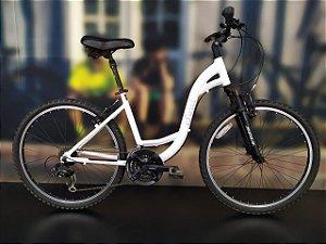 Bicicleta Aro 26 Usada Soul T17 V21 Branco