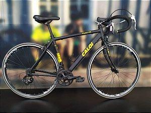 Bicicleta Aro 700 Usada Caloi 10 Speed T51 14V Preto/Dourado