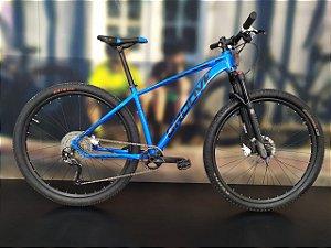 Bicicleta Aro 29 Usada Groove SKA 50 T17 11V Azul/Preto