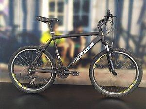 Bicicleta Aro 26 Usada GTS 21V T21 Preto