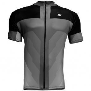 Camisa Mattos Racing Bike Cinza/Preto 00640070000