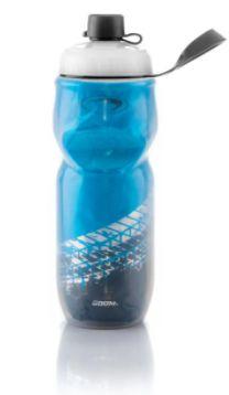 Caramanhola Termica 590ml PTK Branco/Azul