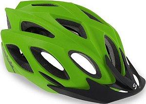 Capacete Spiuk Rhombus Verde (58-62)