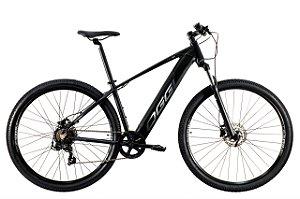 Bike Elétrica Oggi Big Wheel 8.0 Preto e Grafite