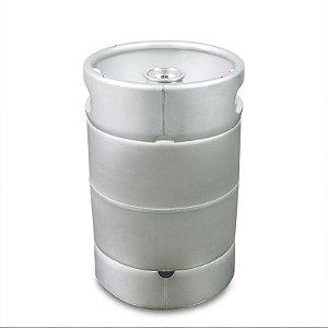 Barril de chopp 10L Slim Inox