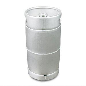 Barril de chopp 15L Slim Inox