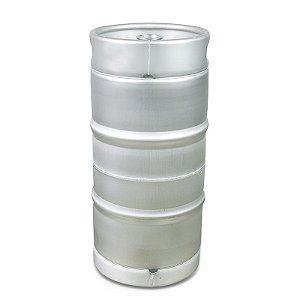 Barril de chopp 30L Slim Inox