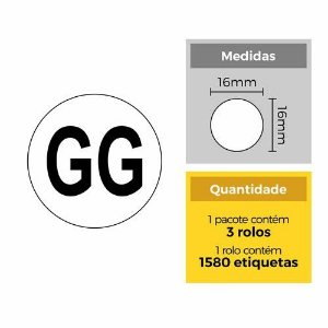 Etiqueta GG - Etitec | Etitec