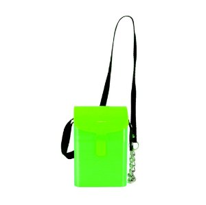 Bolsa Case All3d Verde Neon