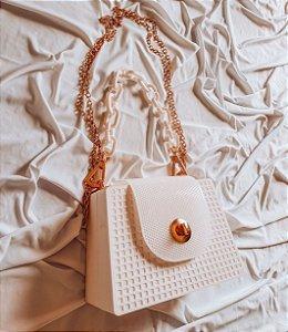 Bolsa Paris Branco