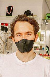 Máscara Clean Antiviral 4D - Modelo Média M (Personalizável)