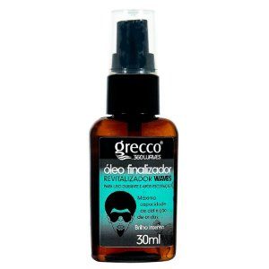 Óleo Finalizador Revitalizador Waves Grecco 360waves 30ml