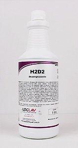 Desengraxante h2d2 1lt