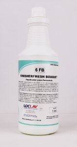 Odorizador finisherfresh bouquet  1lt